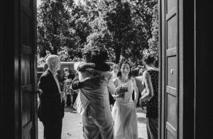 Ist die Hochzeit fotografiert