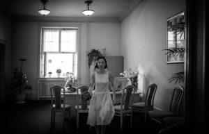 Die Arbeit des Fotograf nach der Hochzeit