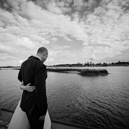 Hochzeitsfotograf_Fotosession_Brautpaar_Empfang_am_See