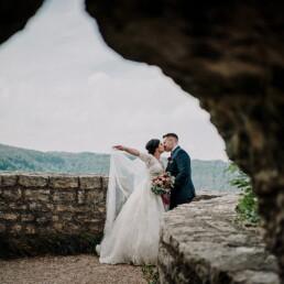 Hochzeitsfotograf_Fotosession_Brautpaar_elegant_in_Bergen