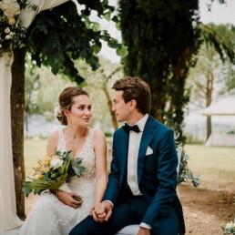 Hochzeitsfotograf_Zeremonie_Brautpaar_erwartungsvoll