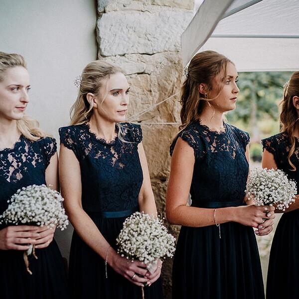 Hochzeitsfotografie_waehrend_der_Zeremonie_Brautjungfern
